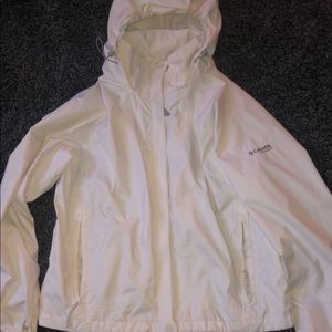 Columbia women's windbreaker. Large.